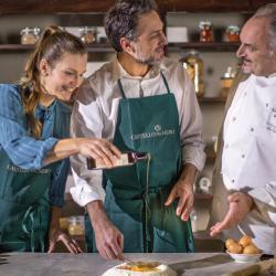 Culinary Pursuits: Castello Del Nero Hotel & Spa