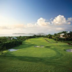 Land Pursuits: Four Seasons Resort Nevis