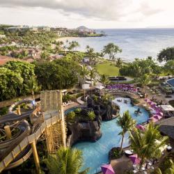 Spectacular Pools: Wailea Beach Marriott Resort and Spa