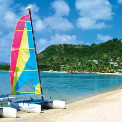 Water Pursuits: ST. JAMES'S CLUB AND VILLAS ANTIGUA